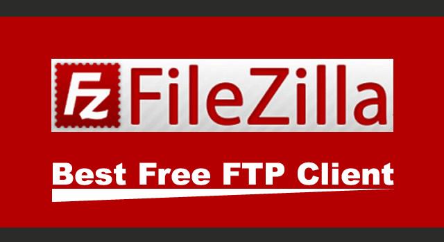 Setup FileZilla