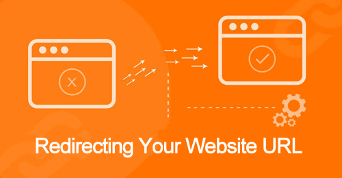 Redirecting URL